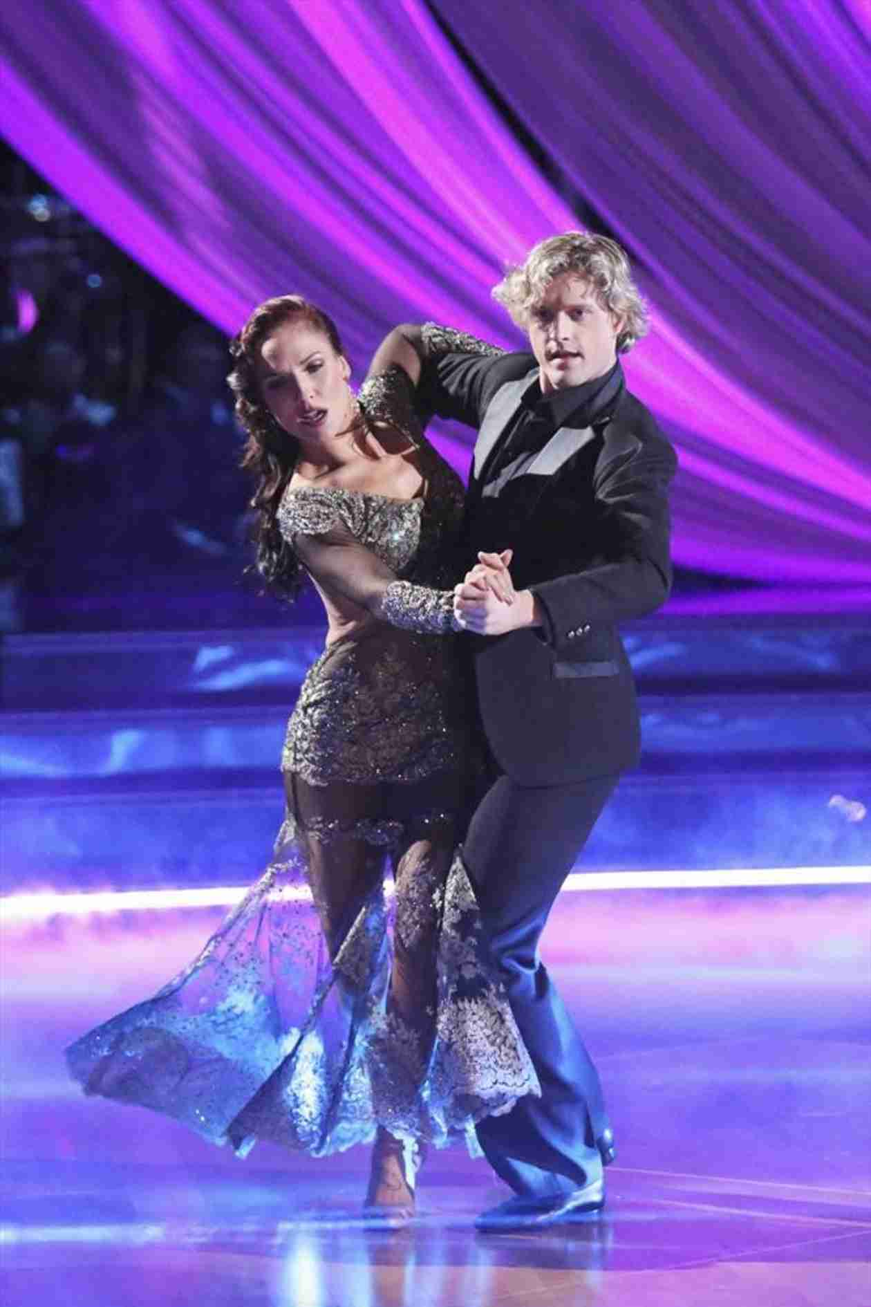 Dancing With the Stars 2014: Charlie White and Sharna Burgess's Week 7 Paso Doble (VIDEO)