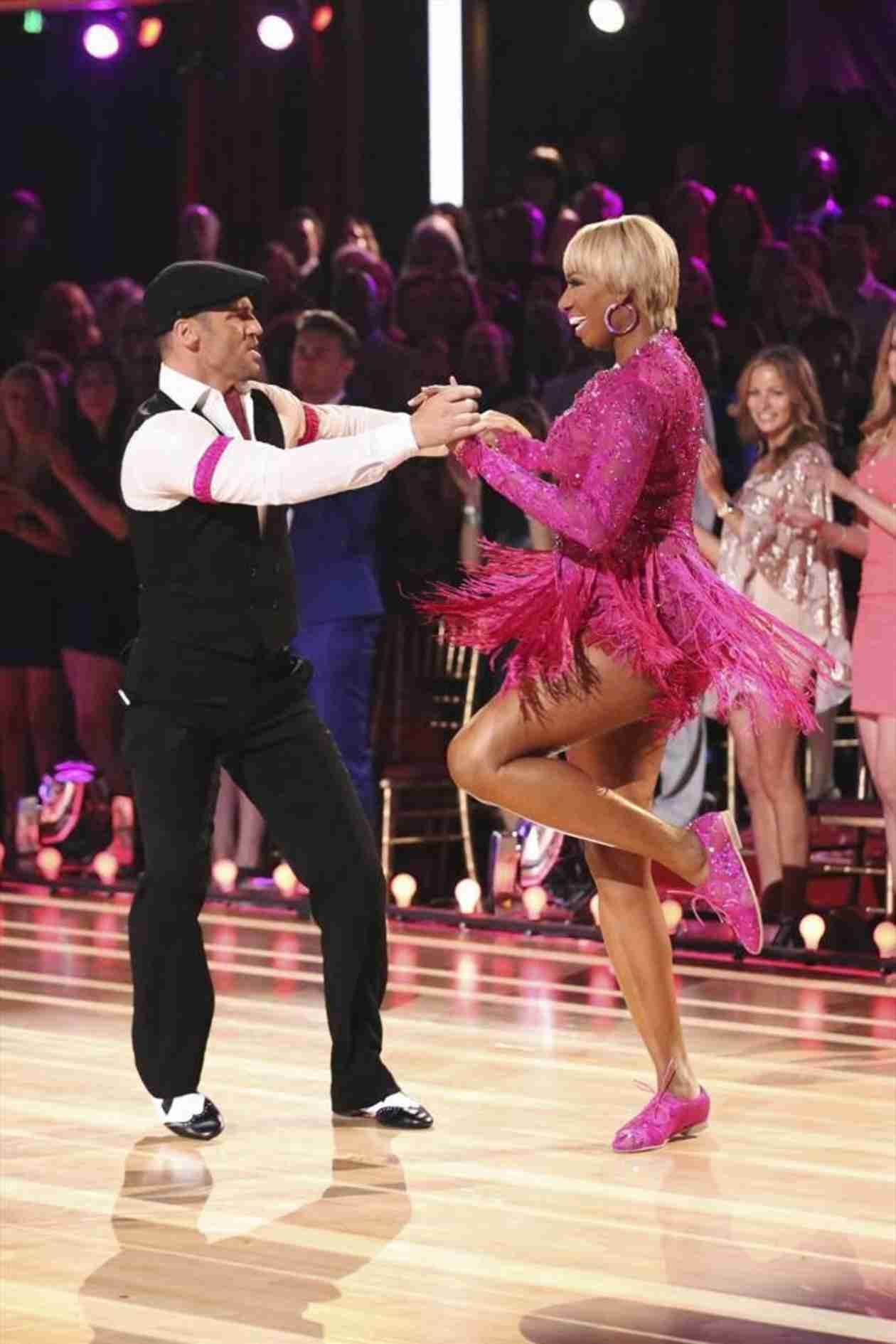 Dancing With the Stars 2014: NeNe Leakes and Tony Dovolani's Week 3 Rumba (VIDEO)