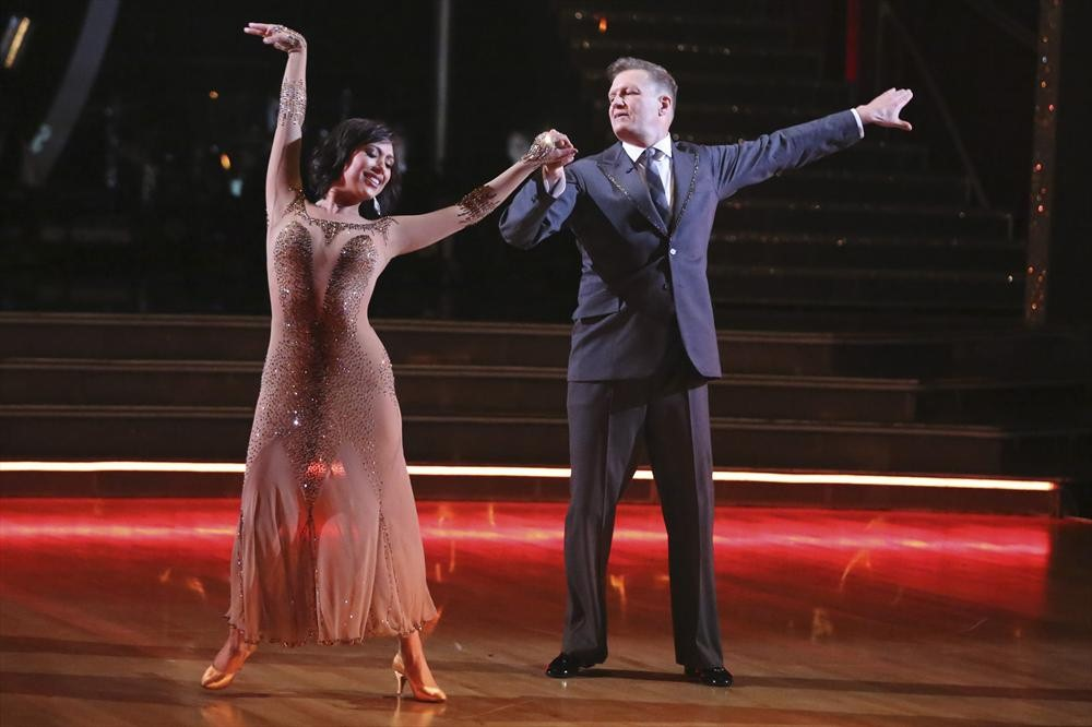 Dancing With the Stars 2014: Drew Carey and Cheryl Burke's Week 5 Quickstep (VIDEO)