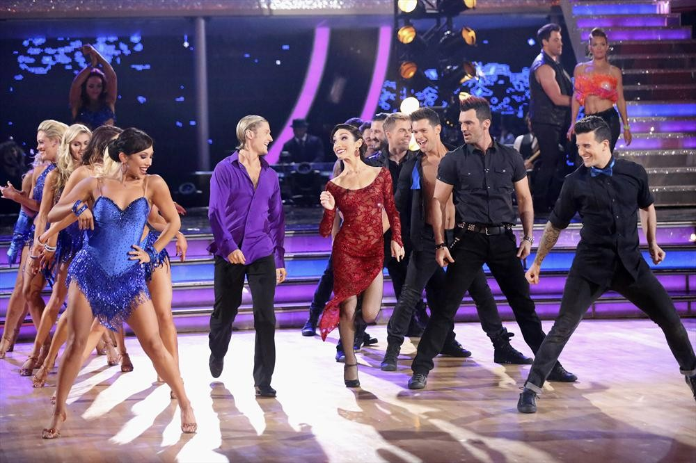 Dancing With the Stars 2014: Who's Dancing What on Season 18, Week 6 — Party Anthem Night?