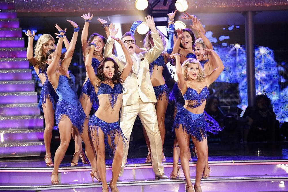 Dancing With the Stars 2014 Elimination: Drew Carey Goes Home on Season 18, Week 6