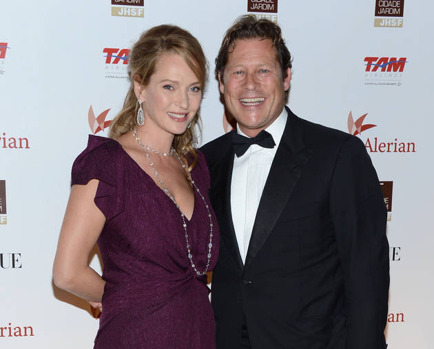 Uma Thurman Ends Engagement to Arpad Busson — For the Second Time (VIDEO)