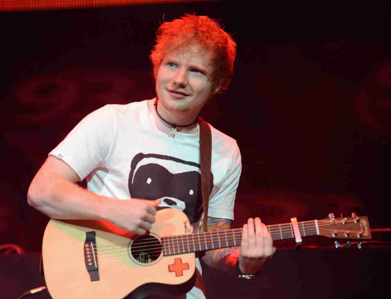 MTV Announces Ed Sheeran Docuseries, 9 Days and Nights of Ed Sheeran, Premiering June 10