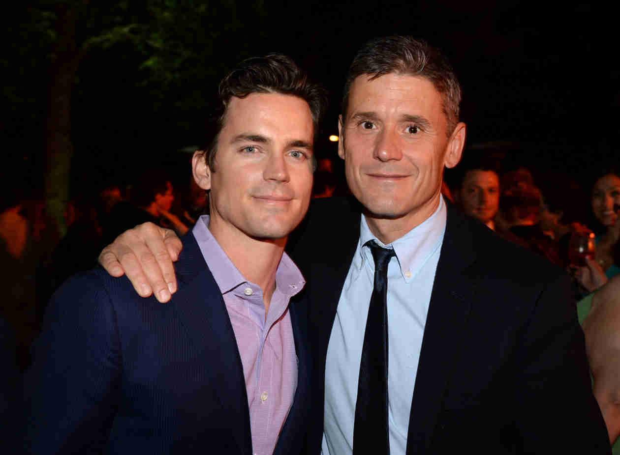 White Collar's Matt Bomer Says He Married Simon Halls… Three Years Ago!