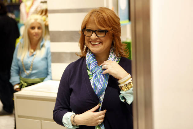 Caroline Manzo Was on Veep… Kind Of