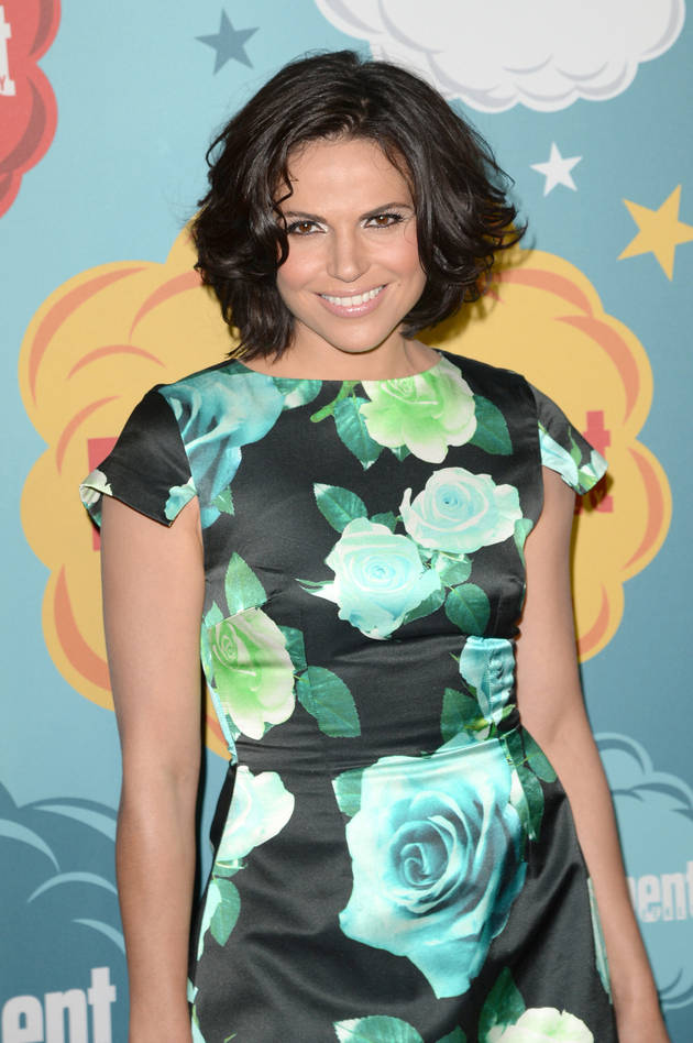 How Tall Is Lana Parrilla?