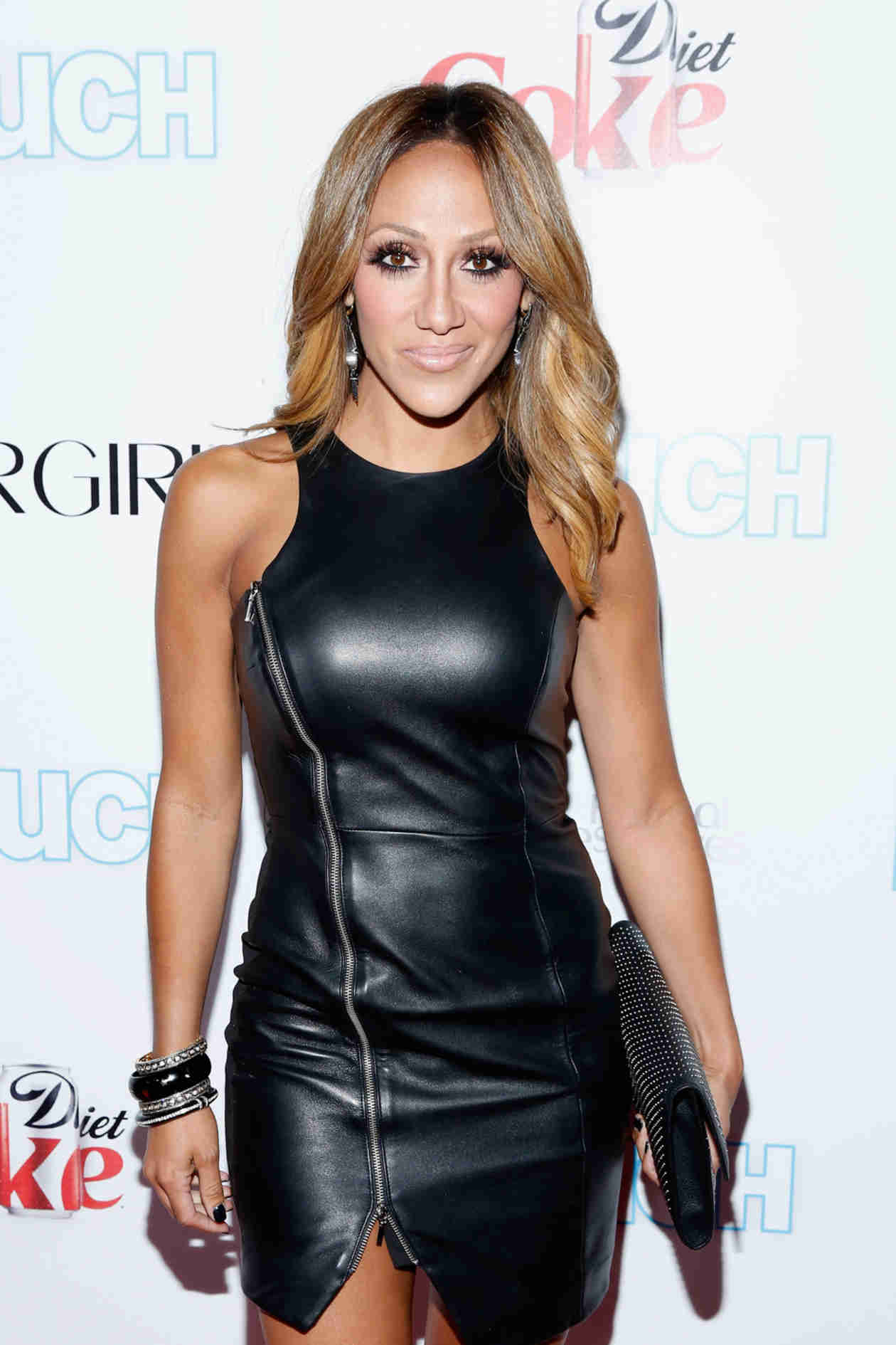 Melissa Gorga Posts Hilarious Video From Family Vacation