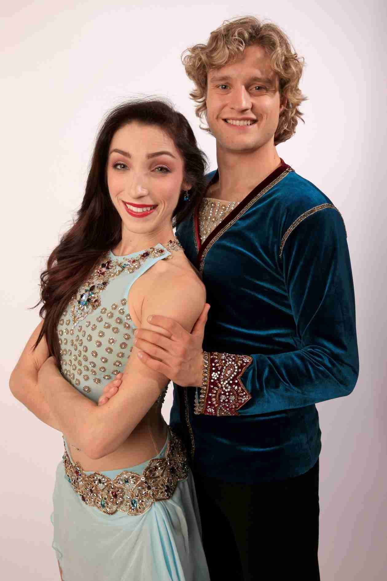 Meryl Davis vs. Charlie White: Who's Older?