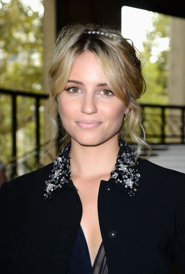 Dianna Agron Kisses Hot Guy at Coachella — Who Is He? New Couple Alert!