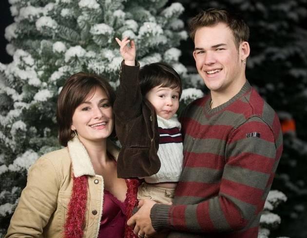 American Idol's James Durbin and Wife Heidi Lowe Welcome a Daughter! (UPDATE)