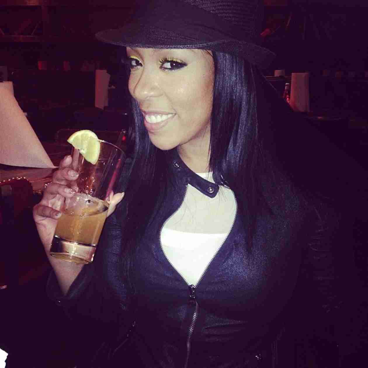 K. Michelle Pokes Fun at Mimi Faust's Sex Tape Scandal (VIDEO)