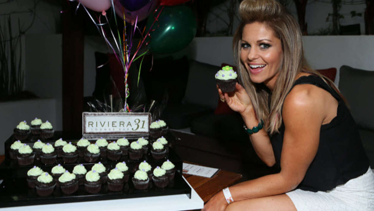 Candace Cameron Bure Celebrates Birthday With Full House and DWTS Stars!