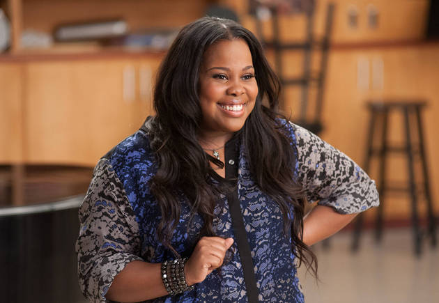 "Watch Amber Riley Perform ""Colorblind"" on the Queen Latifah Show! (VIDEO)"