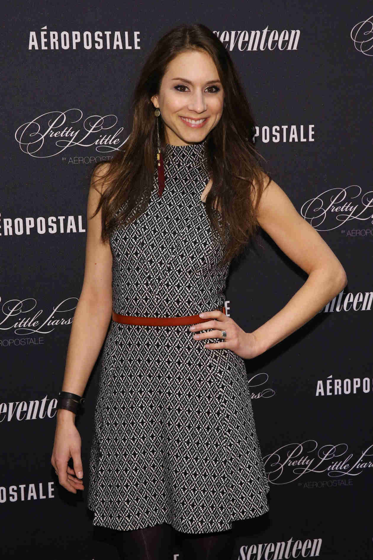 Pretty Little Liars Star Troian Bellisario Defies Gravity — Check Out This Stunning Photo!