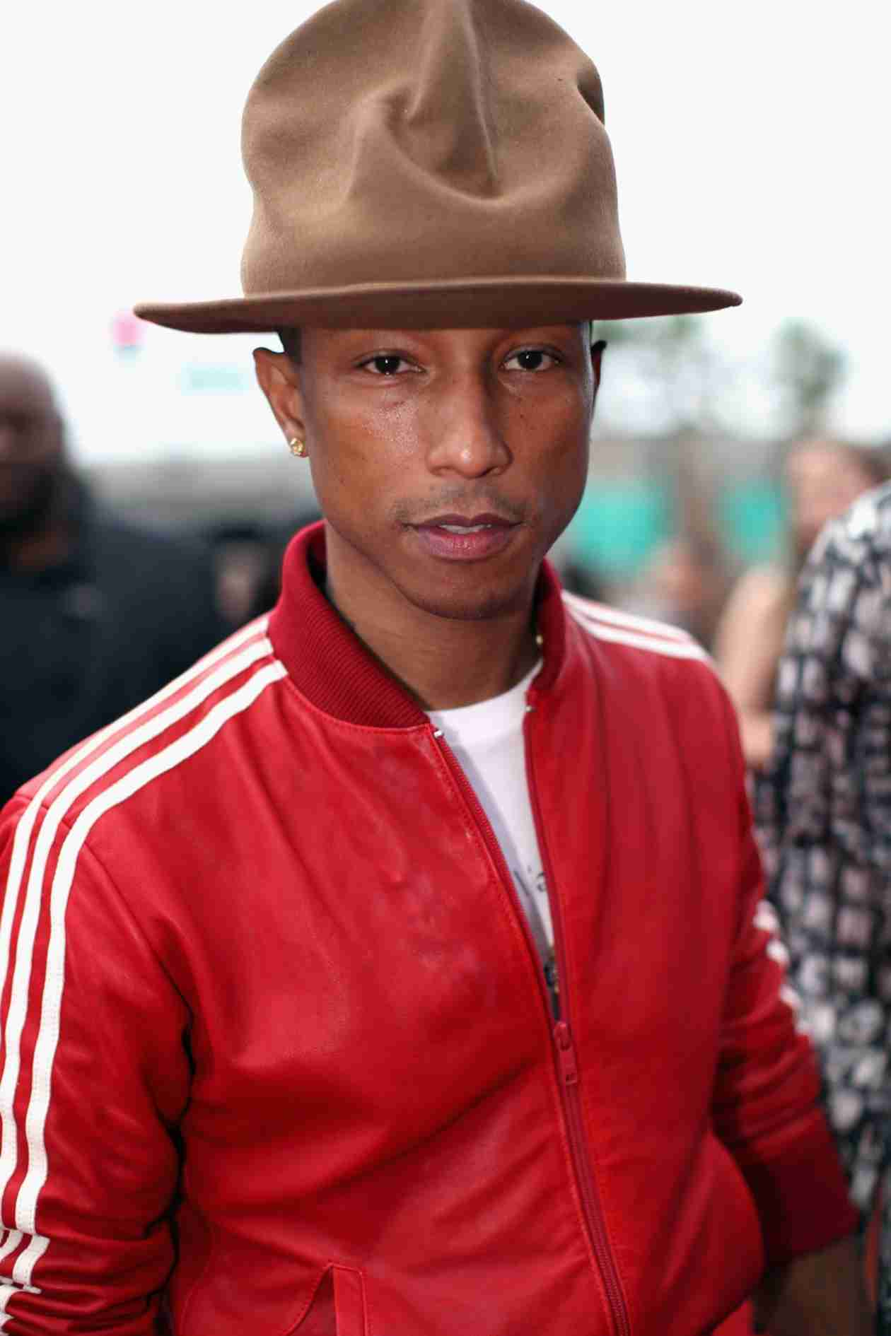Pharrell Williams, Adam Levine, or Blake Shelton: Who's Older?
