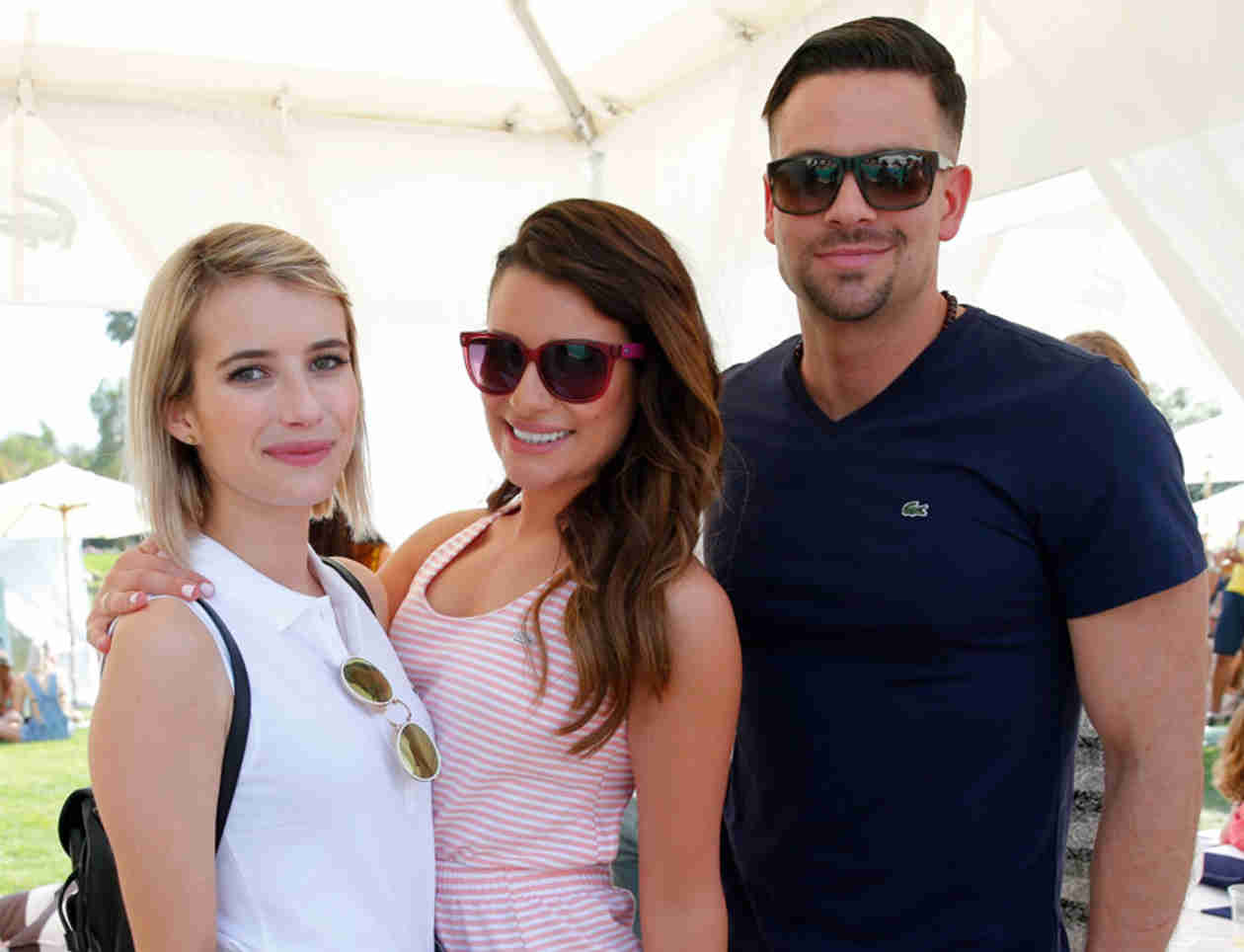 Coachella 2014: Lea Michele Parties With Katy Perry, Beyonce Dances For Fans (PHOTOS, VIDEO)