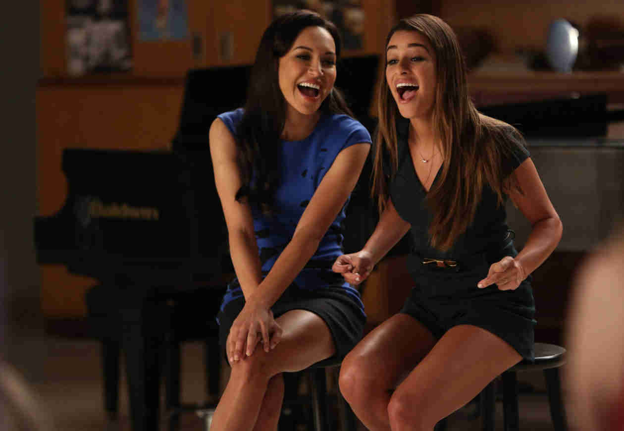 Glee Season 5 Spoiler: Santana Will Be Rachel's WHAT?