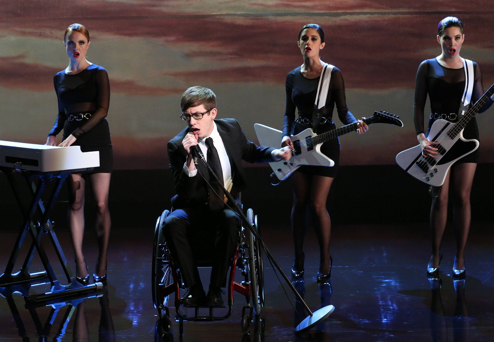 "Glee Music Spoilers! First Listen + Song List: Season 5, Episode 16 ""Tested"" (VIDEOS)"