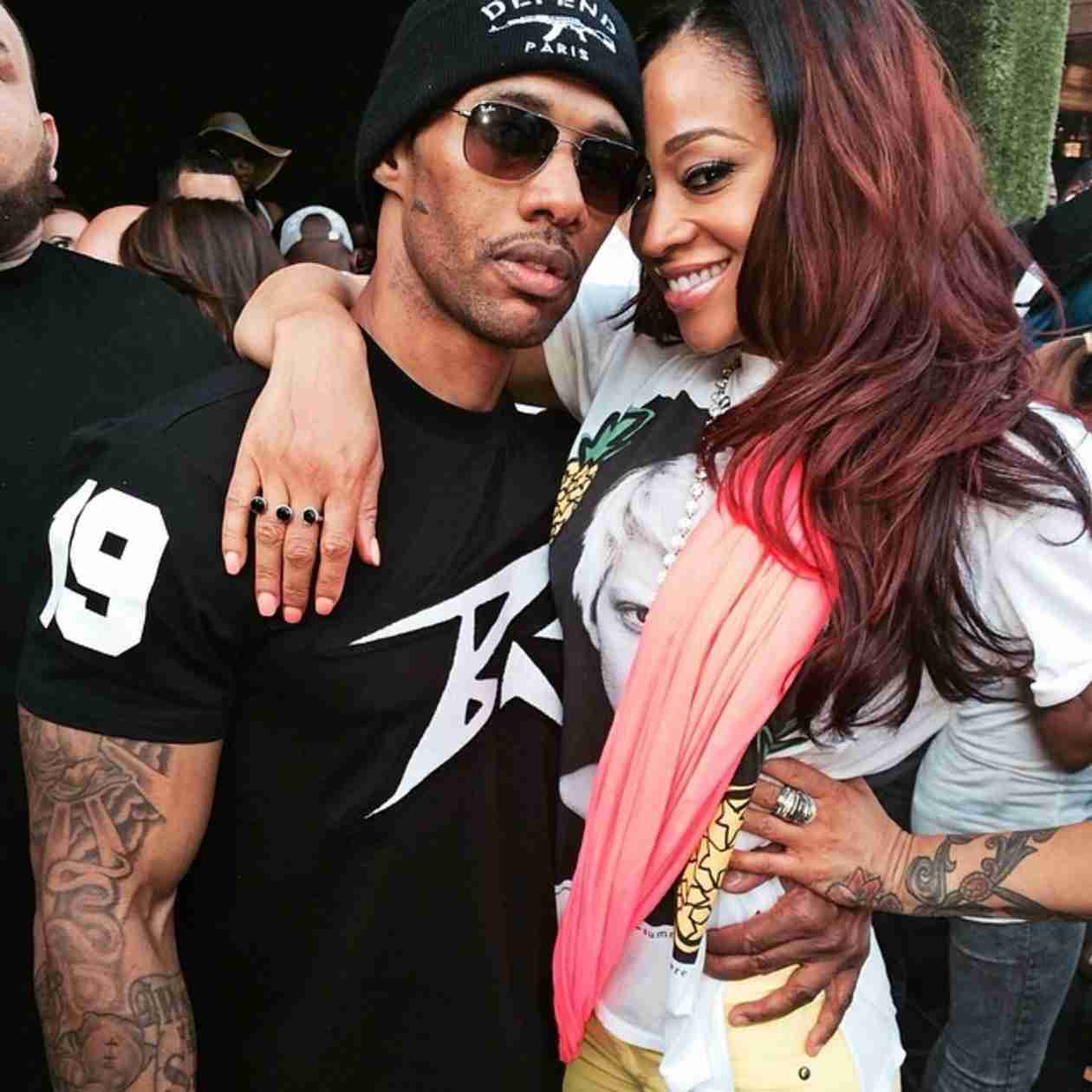 Love & Hip Hop Atlanta's Nikko Pens Song About Mimi Faust and Shower Rods (VIDEO)