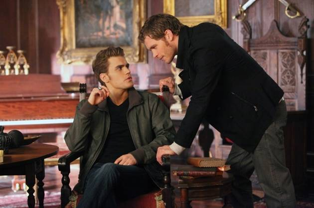 Paul Wesley Wants Stefan Salvatore to Date Joseph Morgan?! (VIDEO)