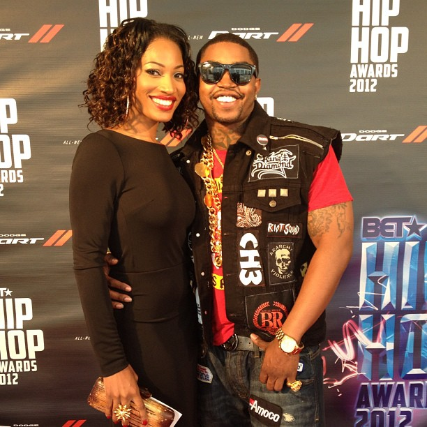 Lil Scrappy and Erica Dixon Vacation Together With Daughter Emani (PHOTO)