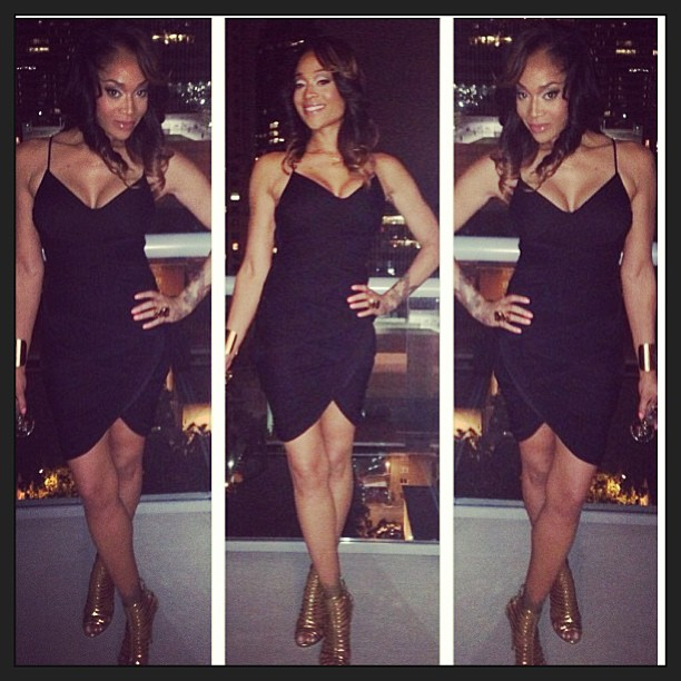Mimi Faust Responds to Criticism From Sex Tape (PHOTO)