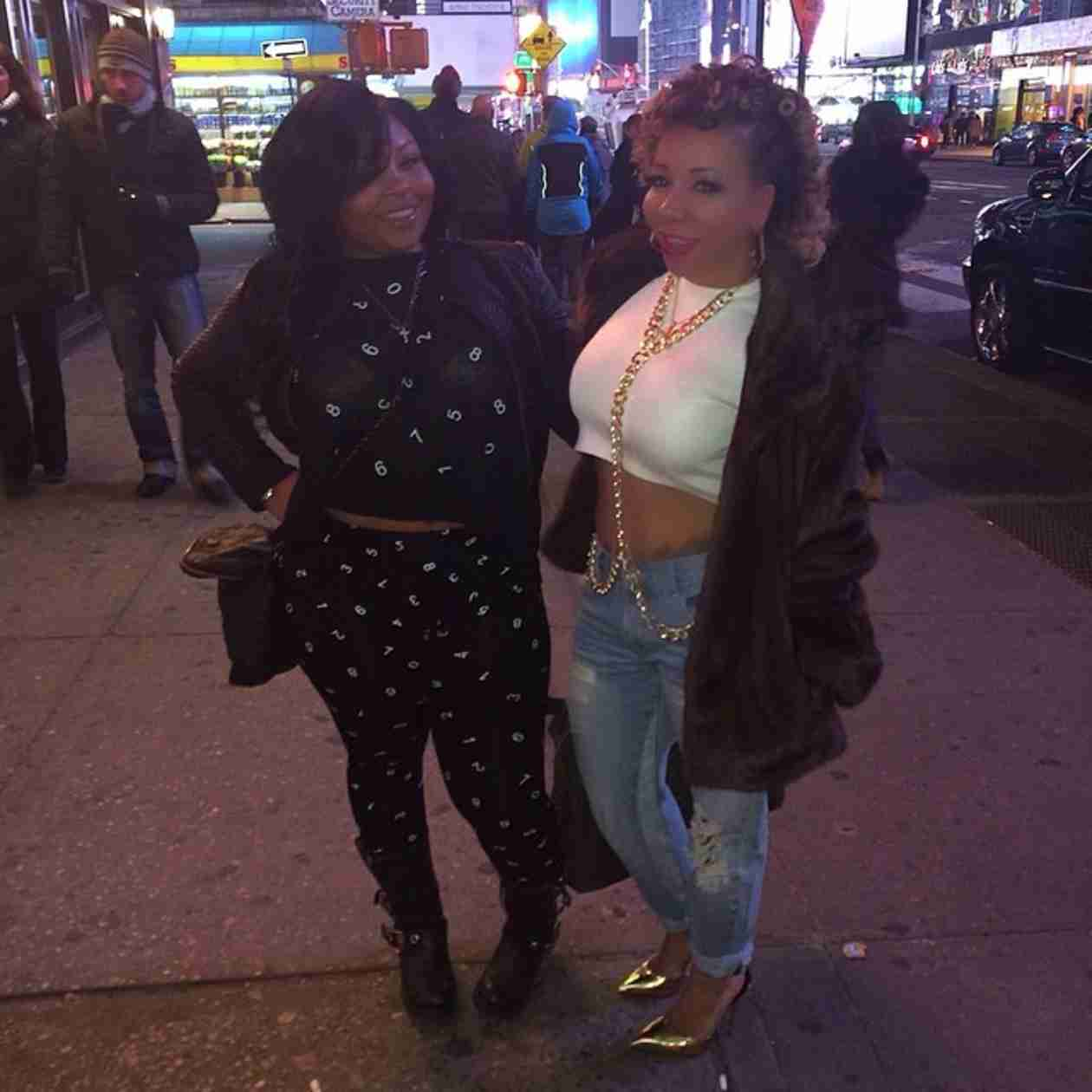 Tiny and Shekinah's Attempt to Be Better Business Partners Goes Sour (VIDEO)