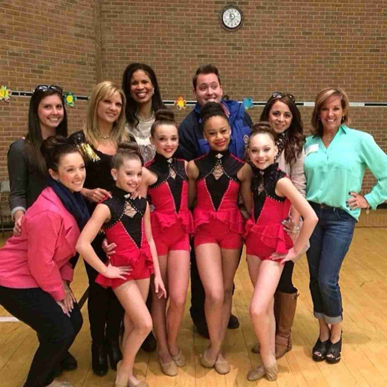 Dance Moms Cast Takes a Break From the Drama to Do Some Good! (PHOTO)