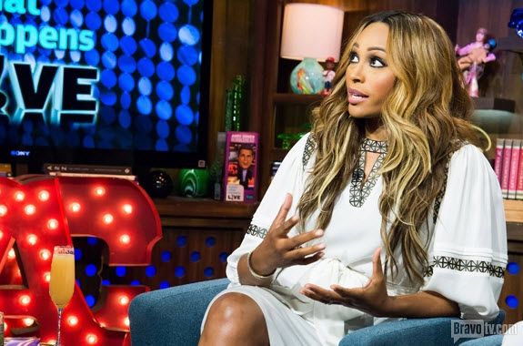 "Cynthia Bailey Says NeNe Leakes Is Her ""Worst Enemy"" (VIDEO)"