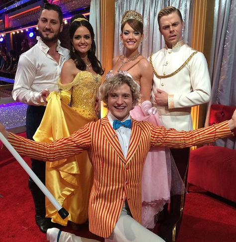 Dancing With the Stars 2014 Recap: Disney Night Shocker! Still Magical or Wicked Unfair?