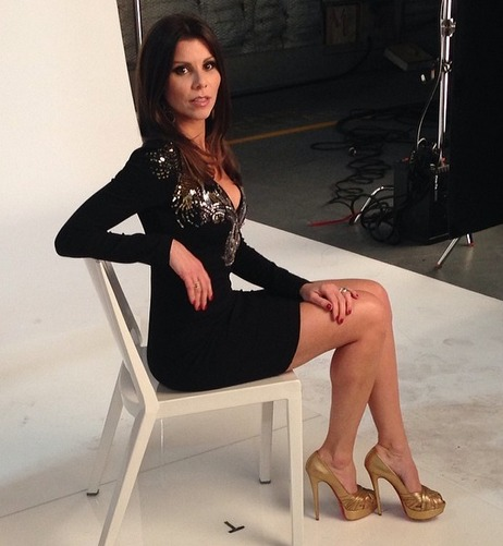 Heather Dubrow Is Already Filming Sequestered — Says It's Easier Than Reality TV (PHOTO)