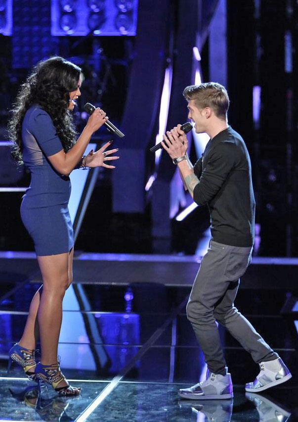 Watch Jake Barker vs. Brittnee Camelle on The Voice 2014 Season 6 Battle Rounds (VIDEO)
