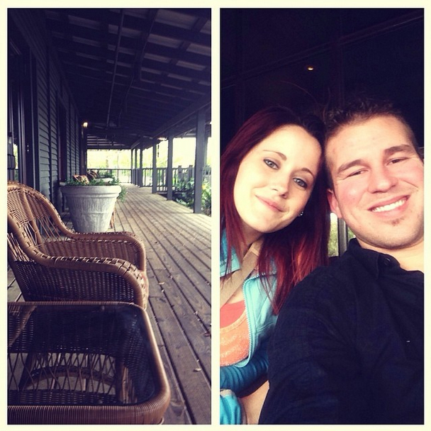 Nathan Griffith and Jenelle Evans Reunite — How Did They Celebrate? (PHOTO)