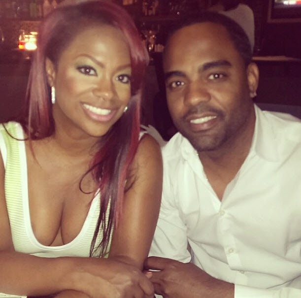 Kandi Burruss and Todd Tucker Are Getting Married Tonight! (PHOTO)