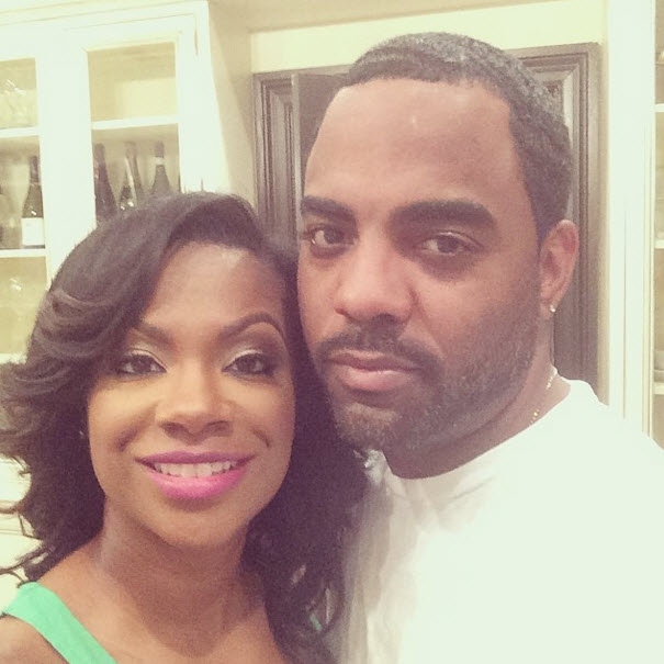 Is This Kandi Burruss's Wedding Dress? (PHOTO)