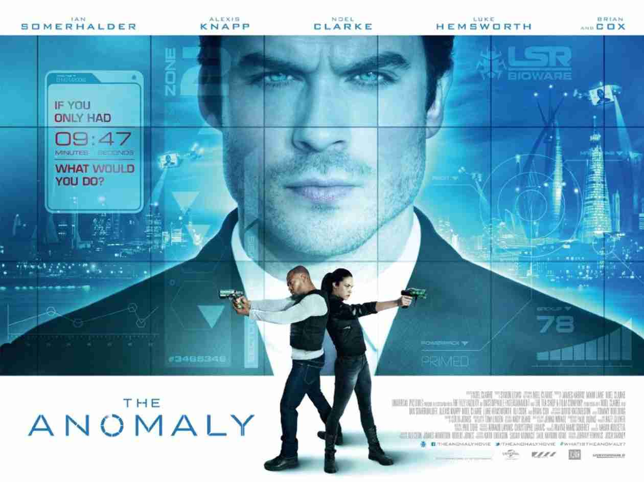 Ian Somerhalder Sizzles in New Trailer For The Anomaly (VIDEO)