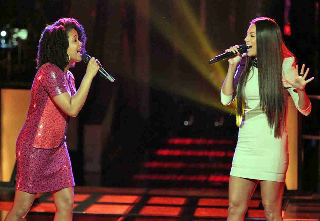 Watch Music Box vs. Melissa Jimenez on The Voice 2014 Season 6 Battle Rounds (VIDEO)
