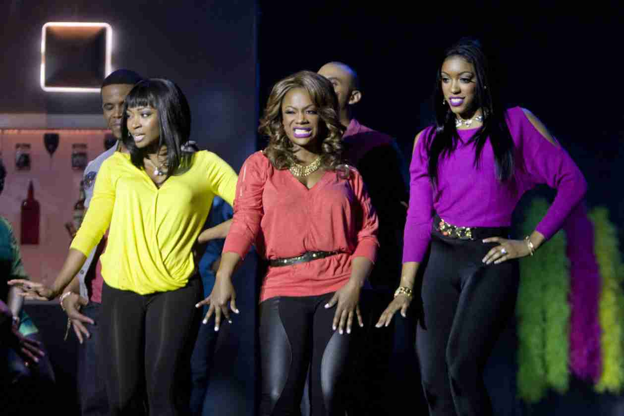Miss Lawrence Weighs In on Porsha Stewart's Performance in A Mother's Love (VIDEO)