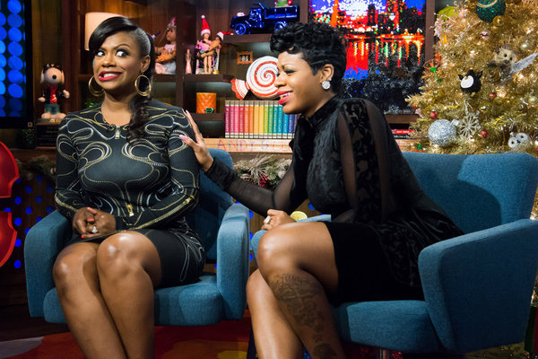 Kandi Finally Speaks Out on Fantasia's Wedding Toast — What Did She Think? (VIDEO)