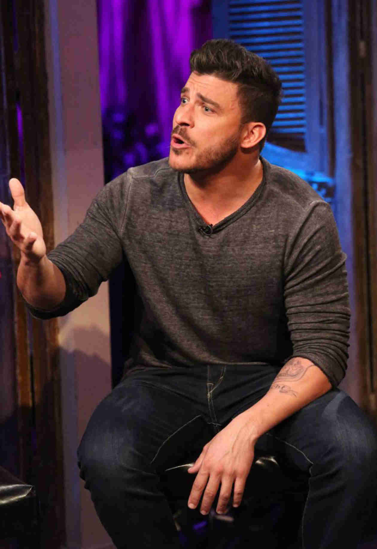 """Jax Taylor Introduces the World to His """"New Baby"""" (PHOTO)"""