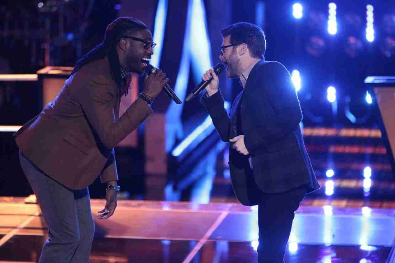 Watch Delvin Choice vs. Josh Kaufman on The Voice 2014 Season 6 Battle Rounds 2 (VIDEO)