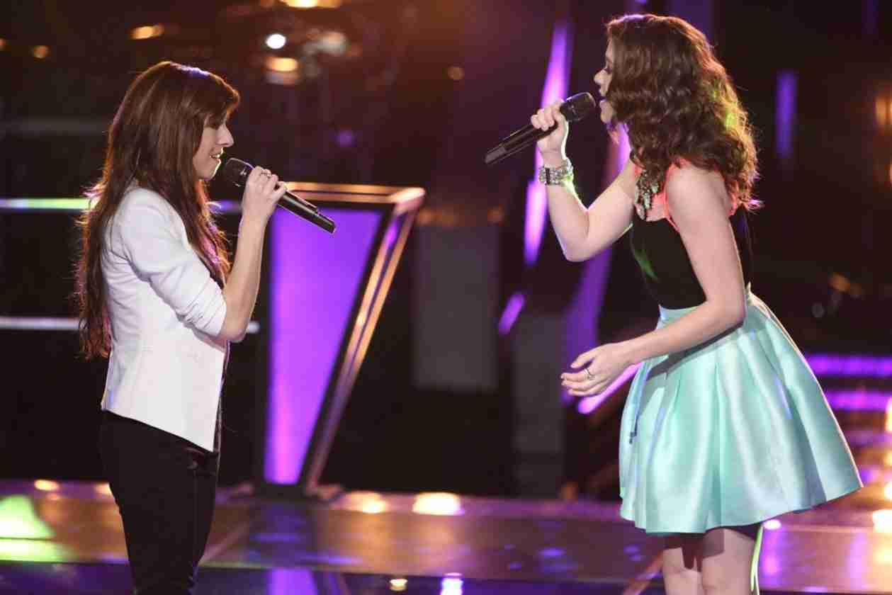 Watch Sam Behymer vs. Christina Grimmie on The Voice 2014 Season 6 Battle Rounds 2 (VIDEO)