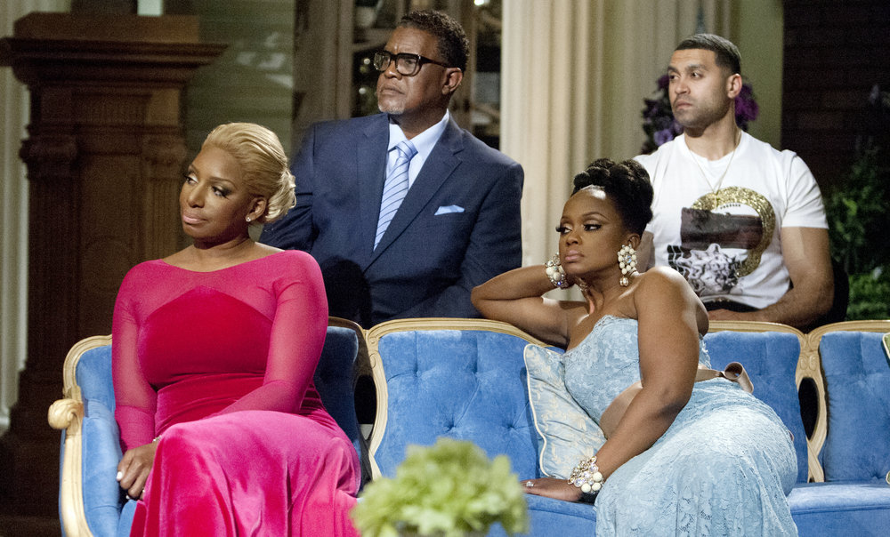 Kenya Moore Accuses NeNe Leakes of Trying to Set Up Phaedra Parks! (VIDEO)