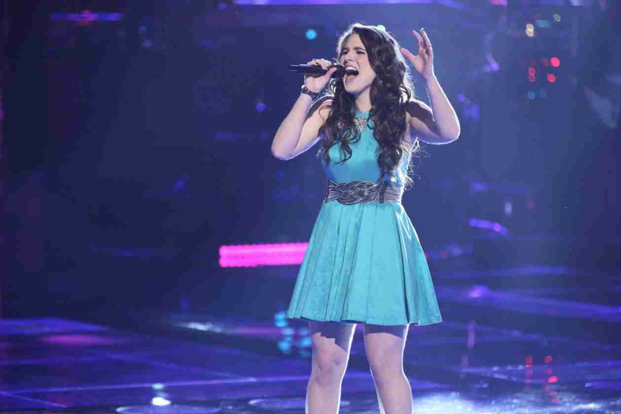 Watch Audra McLaughlin Sing on The Voice 2014 Playoffs, April 8, 2014 (VIDEO)