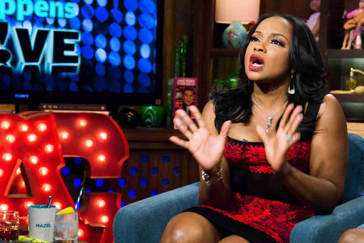 "Phaedra Parks Says ""Hell No"" to Representing Apollo Nida in Fraud Case (VIDEO)"