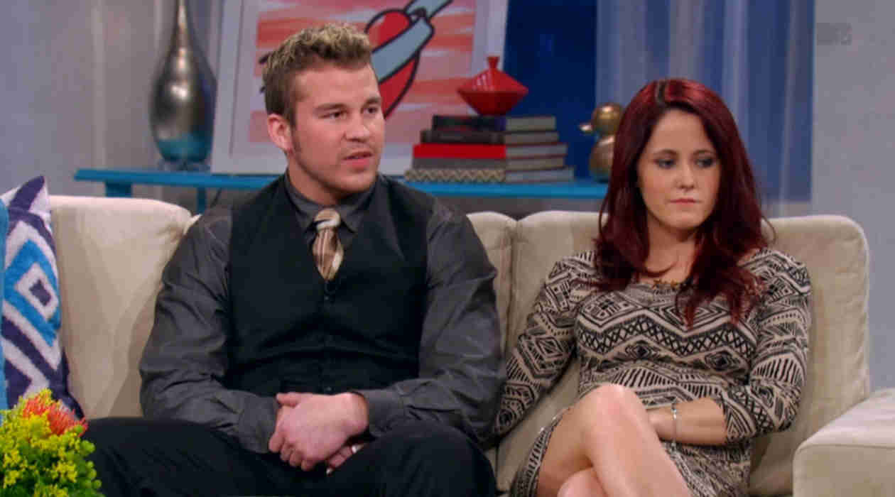 Jenelle Evans Dishes On Her Intense Relationship with Nathan Griffith