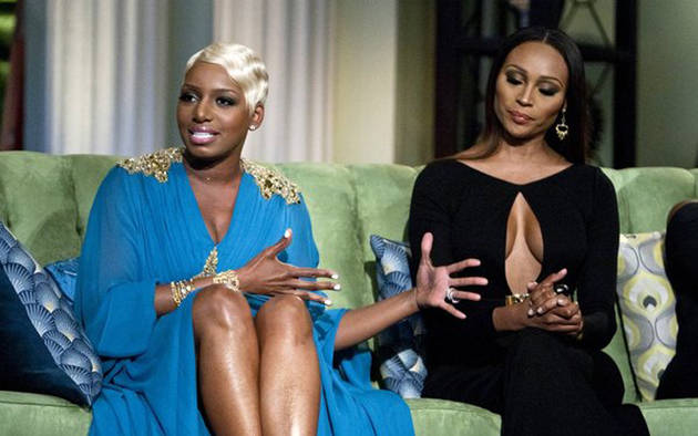 "NeNe Leakes on Cynthia Bailey: ""She's Not Bringing Anything to the Show"" (VIDEO)"