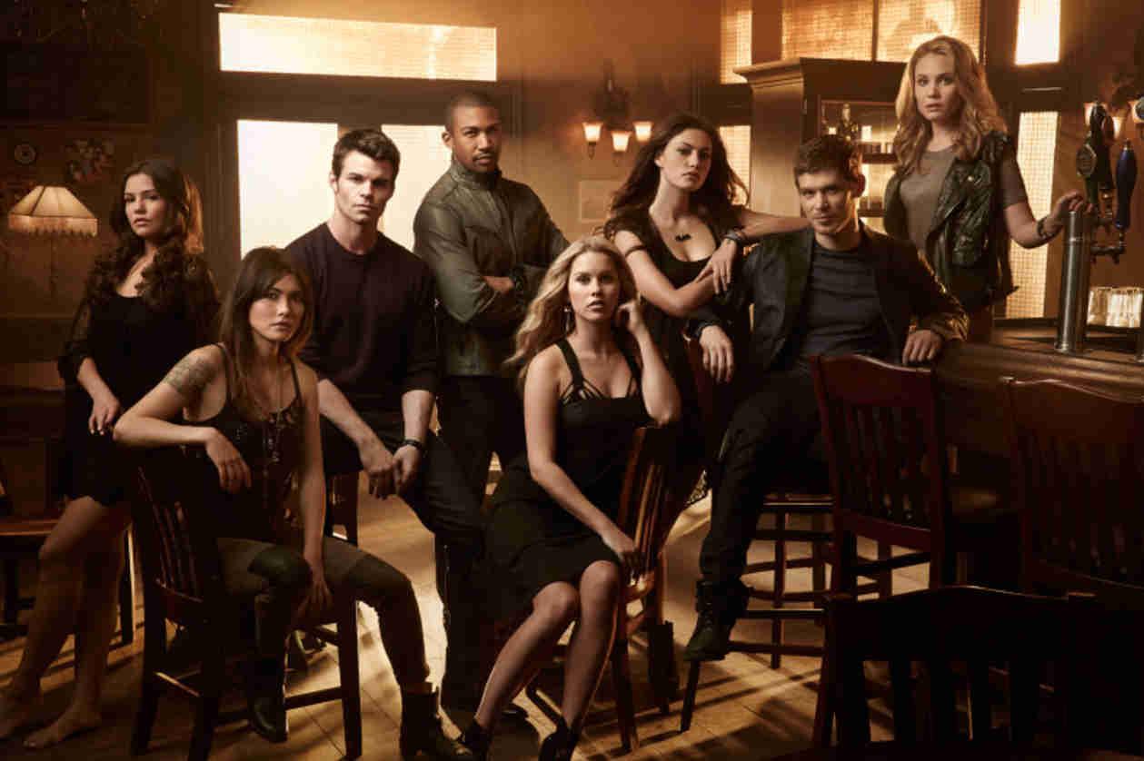 The Originals Is Already Filming Season 2!