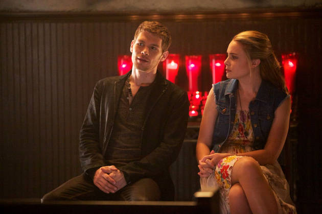 Joseph Morgan Would Rather See Cami and Caroline Get Together! (VIDEO)