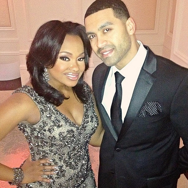 How Many Years Older Than Apollo Nida Is Wife Phaedra Parks?